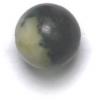 Semi-Precious 10mm Round South China Jade
